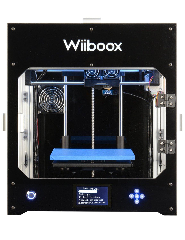 One Mini Wiiboox - 3D printers