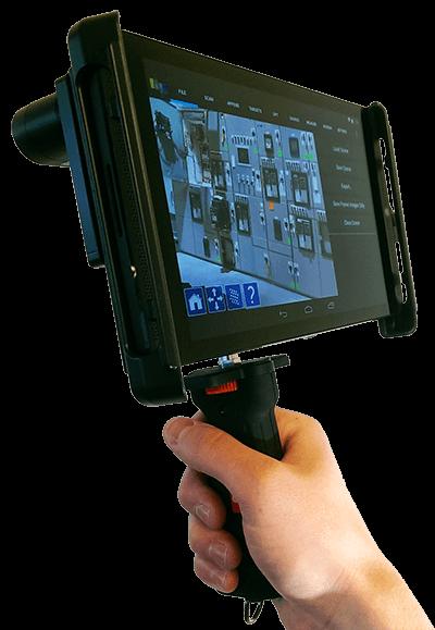 DPI-8SR DotProduct - 3D scanners