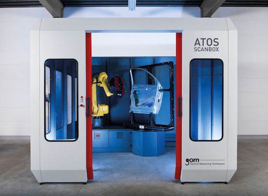 ATOS ScanBox 5120 GOM - 3D scanners