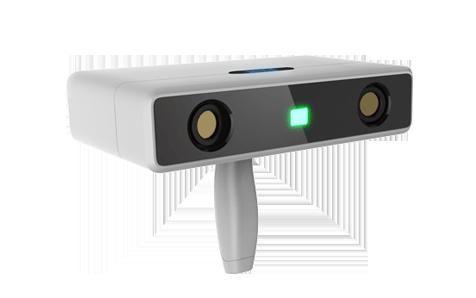 Einscan 3D scanner par Shining 3D