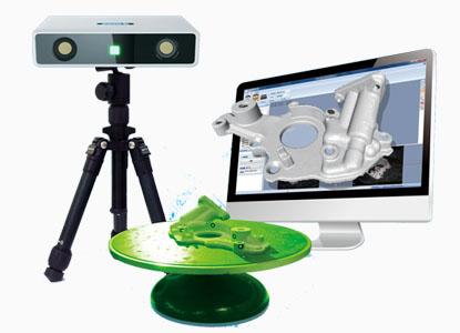 EinScan Shining 3D - 3D scanners