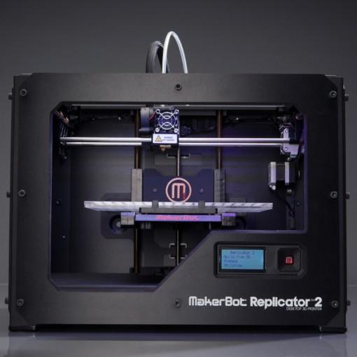 Replicator 2 MakerBot - 3D printers