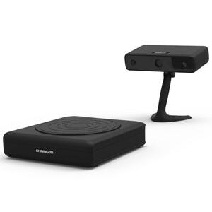 A desktop 3D scanner by shining 3D. Desktop 3D scanners are a very useful 3D scanning technology.