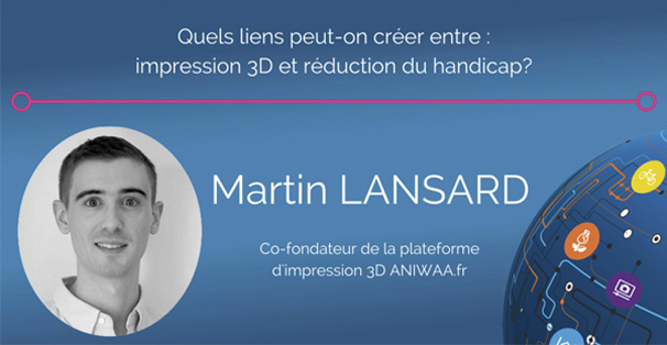Martin Lansard - Abilympics