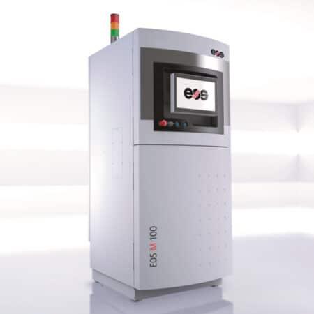 EOS M 100 EOS  - Hybrid manufacturing, Metal