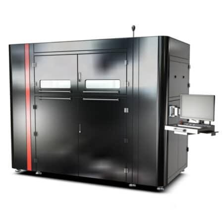 ProMaker P4000 HS Prodways - Hybrid manufacturing, Large format, SLS - EN