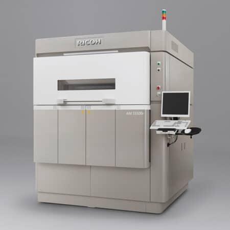 RICOH AM S5500P Ricoh - Large format, SLS - EN