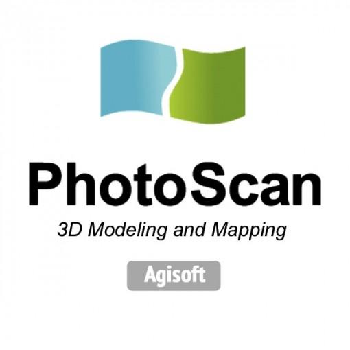 Photoscan Agisoft - 3D scanners