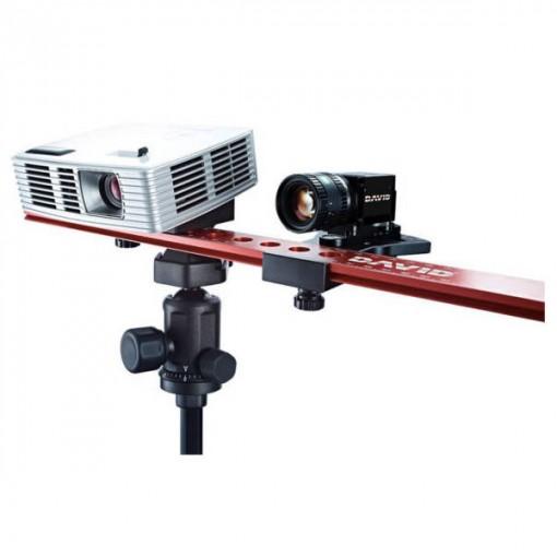 DAVID Structured Light Scanner SLS-3 review - 3D scanner