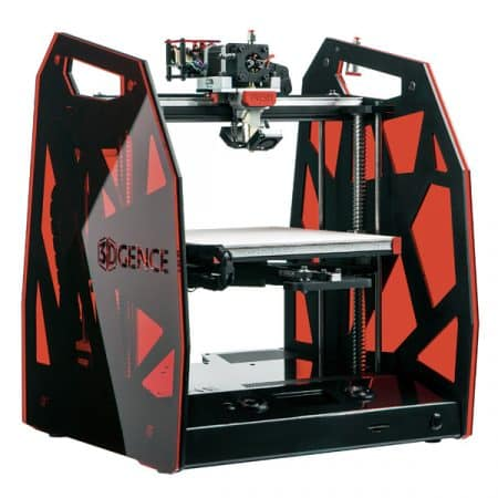 ONE 3DGence - 3D printers