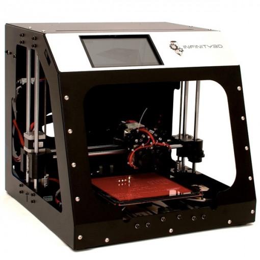 INFINITY 3D Single Extruder Printer Revolution 3D Printers - 3D printers