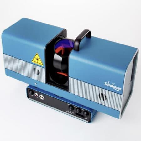 105HSX Surphaser - Metrology