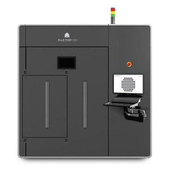 3D Systems Pro X DMP 320 3D printer