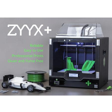 ZYYX+ ZYYX Labs - 3D printers