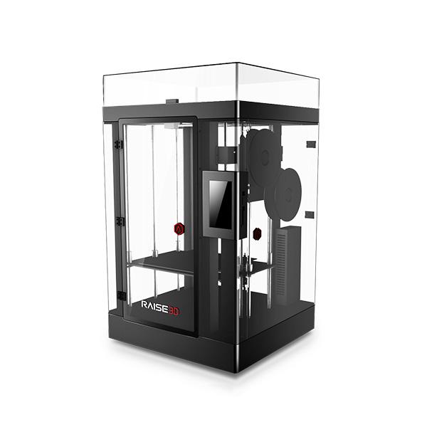 La Raise3D N2 Plus Dual est une imprimante 3D de bureau possédant un très grand volume d'impression 3D et étant très fiable.