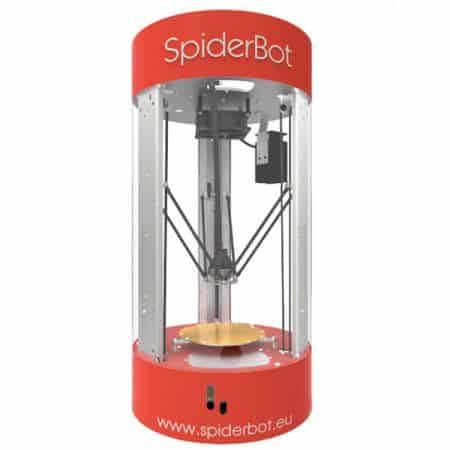v2.2 Pro Dual Extruder (Kit) QUALUP - 3D printers