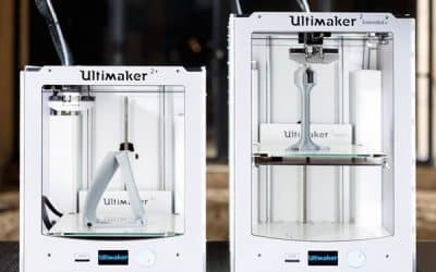 The Ultimaker 2+ and Ultimaker 2 Extended+ are the brand best selling 3D printers on steroids