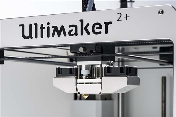 3D printer Ultimaker Ultimaker 2 plus extruder