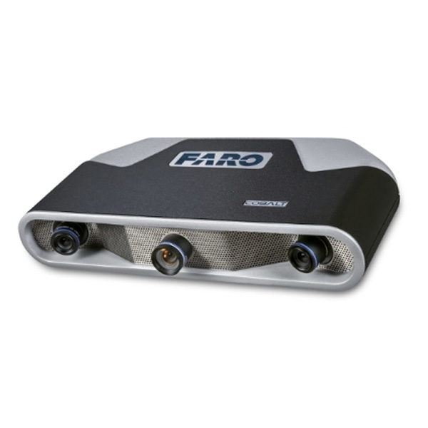 FARO announces the FARO Cobalt 3D Imager, a professional 3D scanner for production environments
