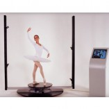 3D scanner Texel Portal dancer 3d scan 157x157