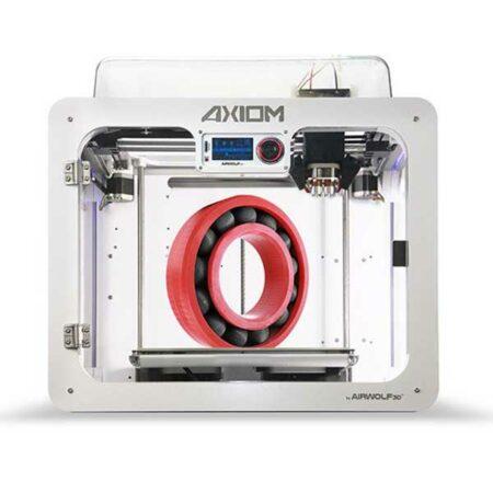 AXIOM DUAL Extruder Airwolf 3D - 3D printers