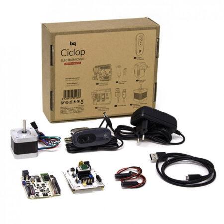 Ciclop Electronic Kit BQ - 3D scanners