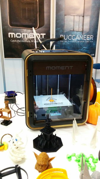 Moment 3D printer