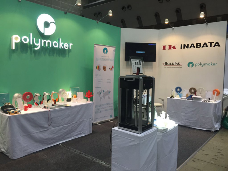 Polymaker booth