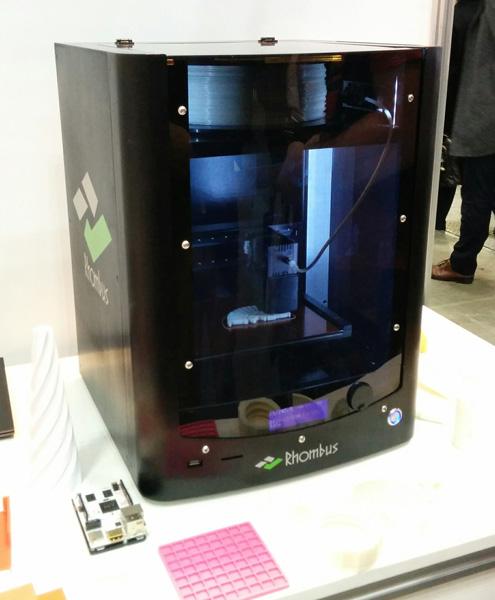 Rhombus 3D printer