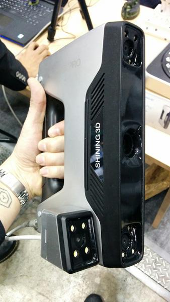 Handheld EinScan-Pro