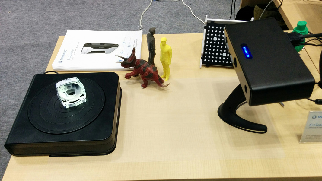 Shining 3D EinScan-S