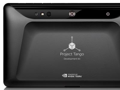 Google Tango project