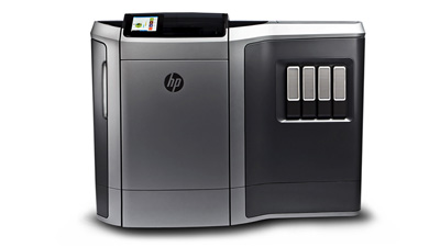 The HP 3D printer