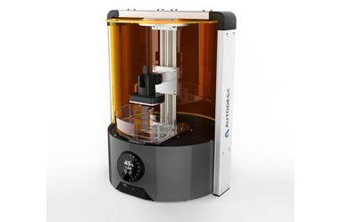 The AutoDesk Ember 3D printer