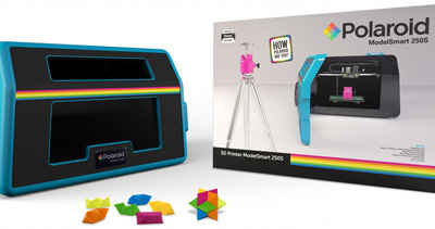 The Polaroid 3D printer