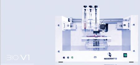 V1 BioPrinter REGEMAT3D - 3D printers