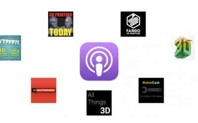 The best podcasts about 3D printing