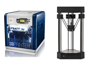 Les imprimantes 3D tout en un