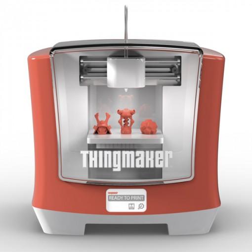 Thingmaker Mattel - 3D printers