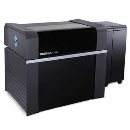 J750 Stratasys - Full color, Large format