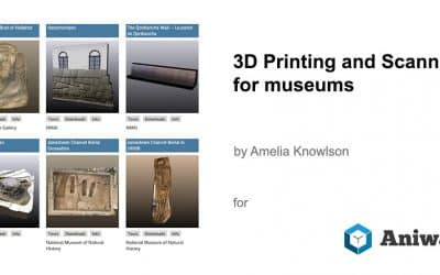 Envisioning the future of 3D scanning and 3D printing in museums