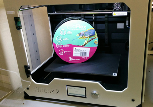Review] The Recreus FilaFlex, a great flexible filament for