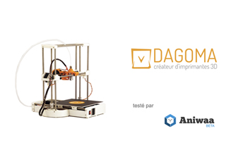 Dagoma Discovery200 Test