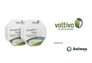 Voltivo ExcelFil TECH Wood Composite & Aluminum review