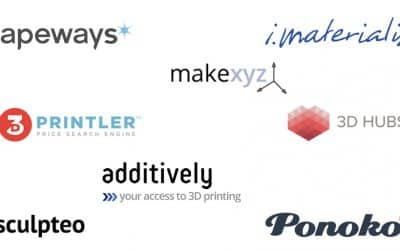 The best 3D printing services