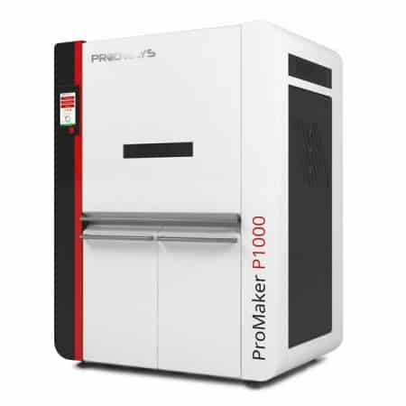 ProMaker P1000 Prodways - Hybrid manufacturing, Large format, SLS - EN