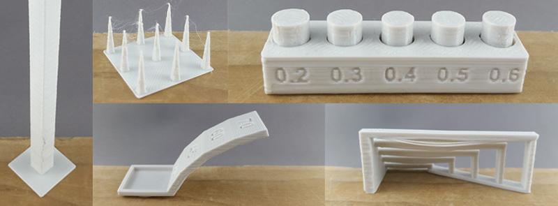 Make torture test 3D printed on the Lulzbot Mini.