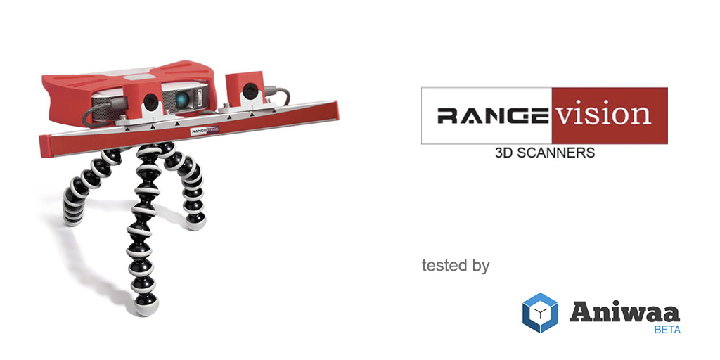 [Review] The Rangevision Smart, an affordable desktop 3D scanner
