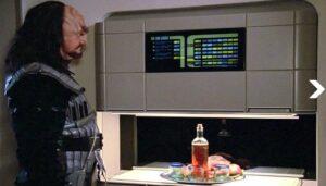 3D printers in movies - Star Trek