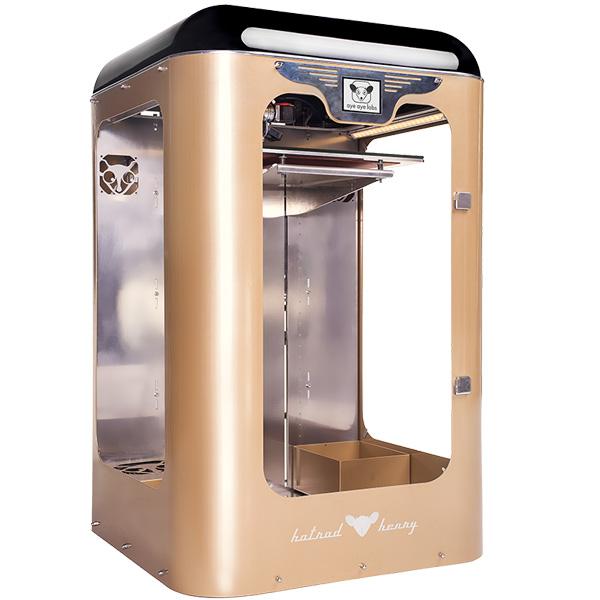HotRod Henry Supercharged Aye Aye Labs - 3D printers